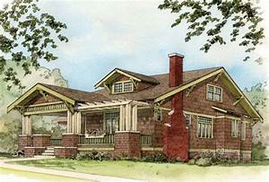 Early 20th-Century Suburban House Styles - Restoration