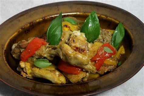 cassolette de poulet aux chignons 28 images poulet aux gambas recette de poulet aux gambas