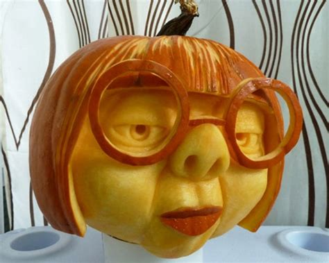 Pumpkin Faces To Carve by Halloween Pumpkins Carving Ideas Weirdomatic