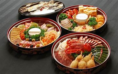 Seafood Asian Wallpapers Chinese Japanese Pot Bread