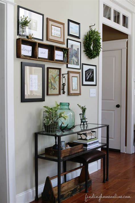 kitchen gallery wall gallery wall ideas she sent me what finding home farms
