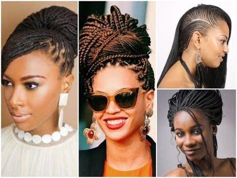Black Hair Braid Hairstyles For by 30 Fashion Braid Hairstyles For Black