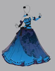 deviantART Anime Outfit Designs Dresses