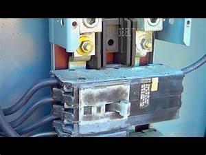 3 Phase High Leg Delta Breaker In Single Phase Box