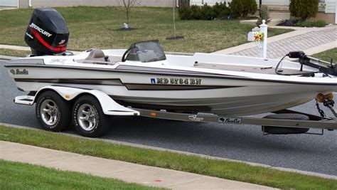 Custom Boat Covers In Maryland by Sold 2002 Basscat Pantera Iii Maryland Sold Bass