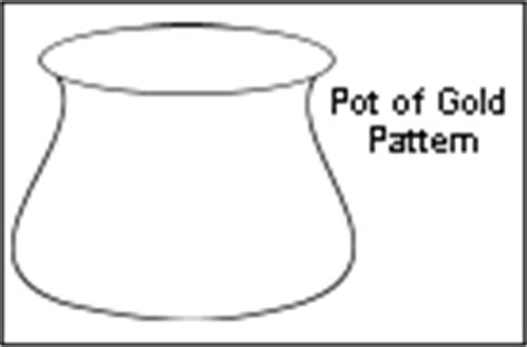 pot of gold template st s day crafts and activities a few as well cafemom