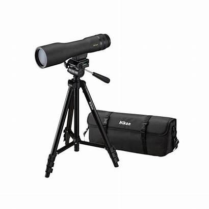 Nikon Longue Vue Prostaff 48x60 Kit Monocular