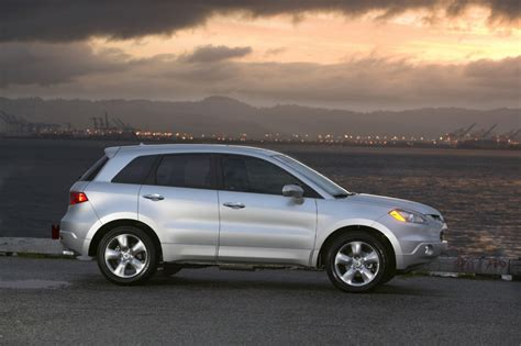 2007 acura rdx turbocharged review top speed