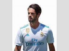 Isco Alarcon Real Madrid Render PNG by adi149 on DeviantArt