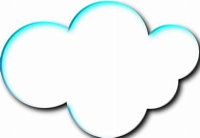 Cloud Clipart Vector Icon Clip Transparent Clouds