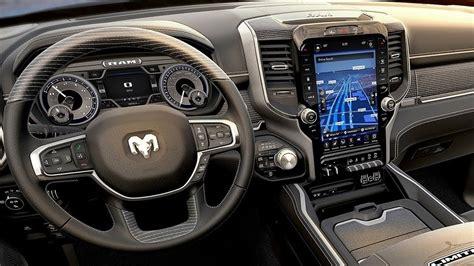 luxury truck interior  dodge ram