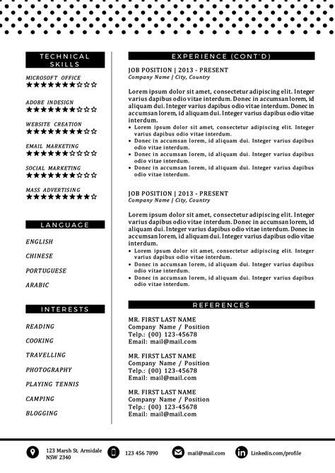 joanna baker resume