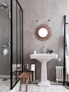 Les 25 meilleures idees de la categorie douche noir sur for Salle de bain design avec décoration dinosaure
