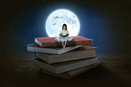 reading book fantasy abstract background wallpapers