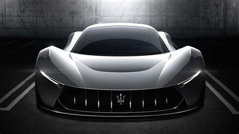 Maserati Mc63 Concept Based On Ferrari Laferrari Gtspirit