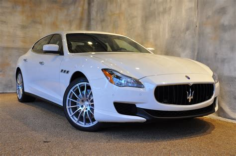 2015 maserati quattroporte 2015 maserati quattroporte information and photos