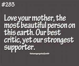 love your mother quotes