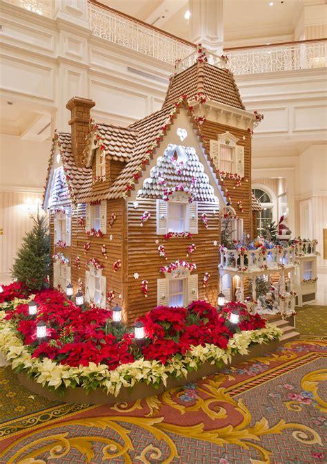 top gingerbread creations wow walt disney world resort guests disney parks blog