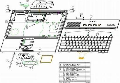 Acer Diagram Aspire Number Fru Exploded Module