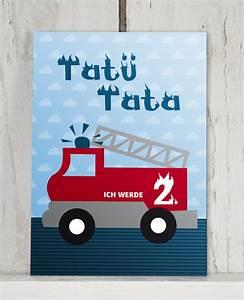 Kindergeburtstag 3 Jahre : einladungskarten einladung 2 geburtstag ein designerst ck von kleine kerle bei dawanda ~ Whattoseeinmadrid.com Haus und Dekorationen