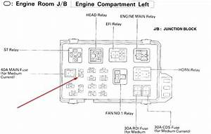56e8a4 2001 Lexus Is 300 Fuse Box