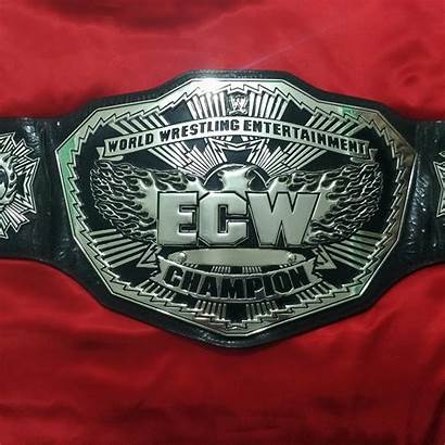 Ecw Wwe Championship Wrestling Replica Belt Roh