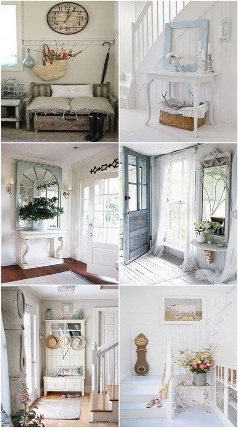 Cottage Ideas by Sweet Cottage Shabby Chic Entryway Decor Ideas Entryway