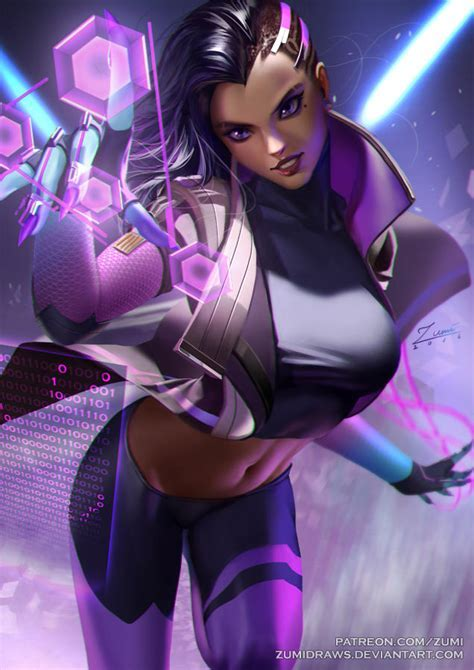 Sombra Overwatch Know Your Meme