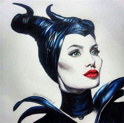 maleficent drawing zeichnungen