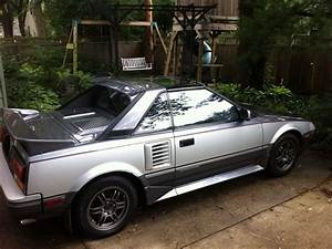1988 Toyota MR2 Supercharged Coupe MKI MKIII MR239s