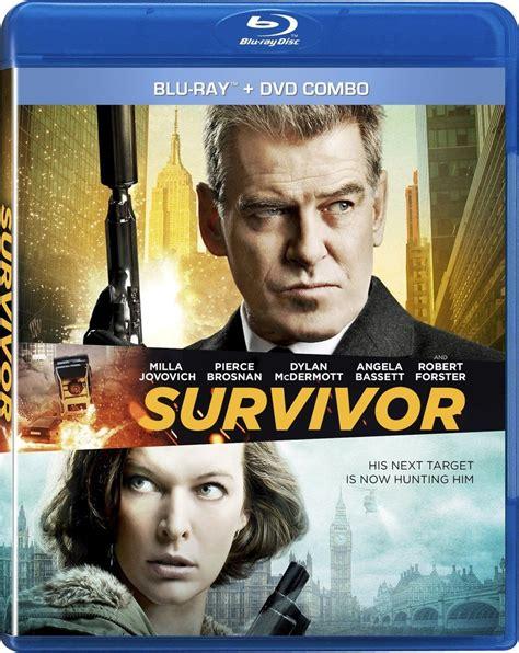 Survivor (2015) ** Bluray Recensie  De Filmblog