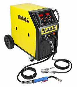 Hot Max 250wfg All Tig  Arc Welding