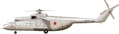 WINGS PALETTE - Mil Mi-6 Hook - USSR/Russia