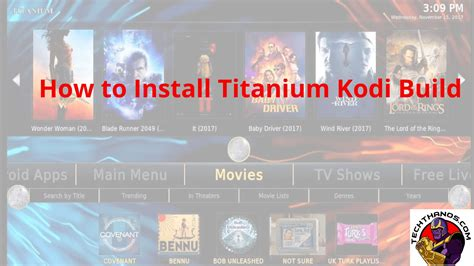 How to Install Titanium Kodi Build: Quick Guide 2020 ...