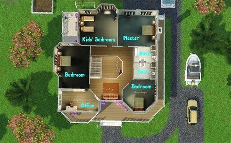 Sims 3 Legacy House Floor Plan by Mod The Sims Cormier Island House 5br 3ba