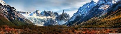Dual Monitor Mountain Nature Screen Wallpaperaccess Montagne