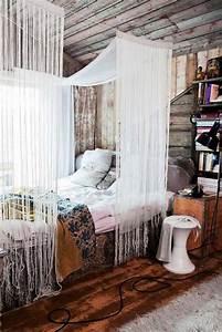 20, Magical, Diy, Bed, Canopy, Ideas, Will, Make, You, Sleep