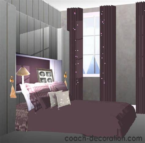 chambre prune quelle décoration chambre prune