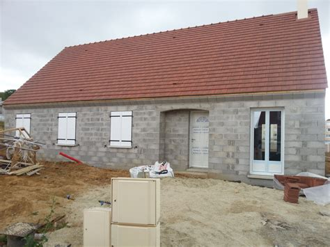 les chambres d une maison luimage en grand with maison plain pied avec comble amnageable
