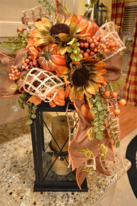 fall lanterns fall lantern seasonal crafts pinterest