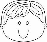 Coloring Faces Smiling Smiley Face Drawing Template Bongos Bongo Getdrawings sketch template
