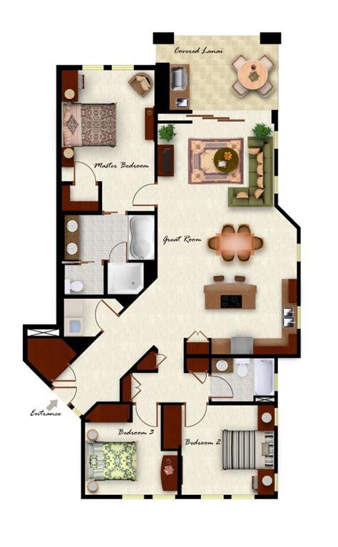 kolea floor plans