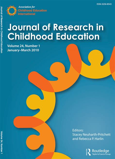 articles databases early childhood education learning