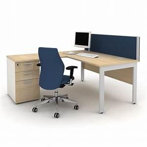 Qore office desks tangent office furniture apres furniture for Desks office