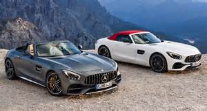 Mercedes UK Prices New AMG GT Roadster & GT R