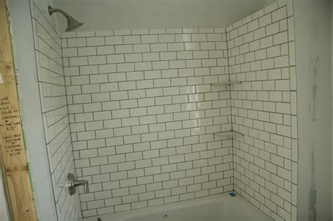 Lowes Canada White Subway Tile by Bathroom Give Your Shower Some Character With New Lowes