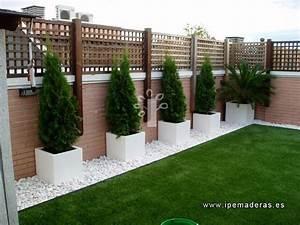 Ayuda con mi terraza Decorar tu casa es facilisimo com Ideas para el jardín y la terraza