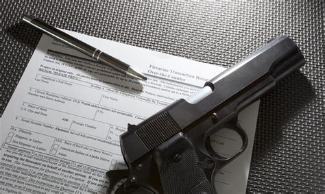 Firearm Background Check What To Expect From A Gun License Background Check
