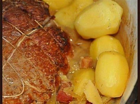 comment cuisiner un roti de veau les meilleures recettes de rôti et rôti de veau
