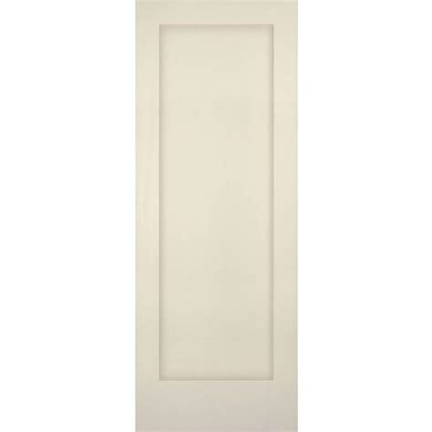 home depot prehung interior doors builder 39 s choice 30 in x 80 in 1 panel shaker solid